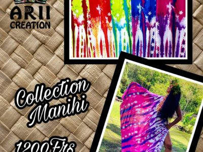 Pareo Collection Manihi